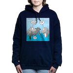 Shark Knight Women's Hooded Sweatshirt
