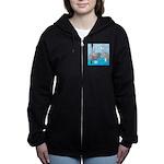 Shark Knight Women's Zip Hoodie