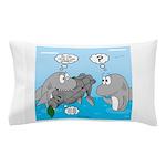 Shark Knight Pillow Case