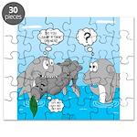 Shark Knight Puzzle