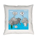 Shark Knight Everyday Pillow