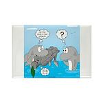 Shark Knight Rectangle Magnet (100 pack)