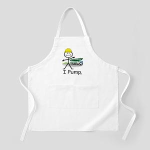Concrete Pumping BBQ Apron