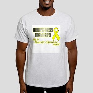 Sarcoma Awareness Matters Light T-Shirt
