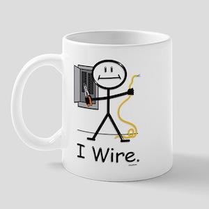 BusyBodies Electrician Mug