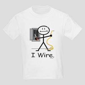 BusyBodies Electrician Kids Light T-Shirt