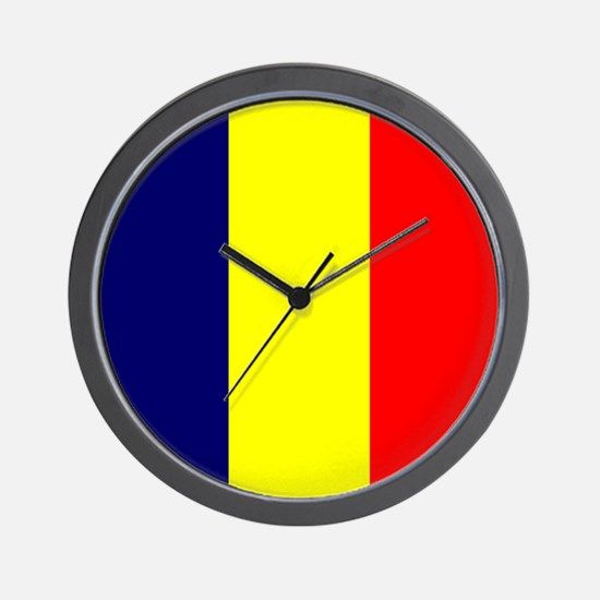 Chadian Wall Clock