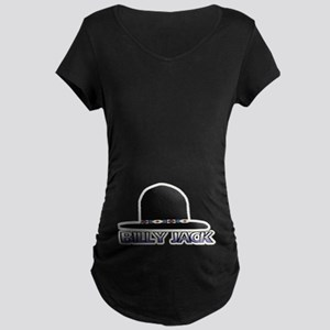 BILLY JACK Maternity Dark T-Shirt