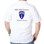280th ASA Company (Berlin) Golf Shirt