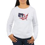 large 30 - 9-12 on america Long Sleeve T-Shirt