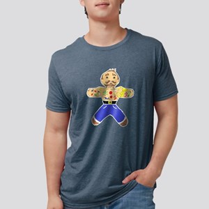 Gingerbread man tattoo T-Shirt