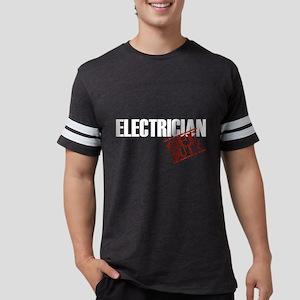 Off Duty Electrician Women's Dark T-Shirt