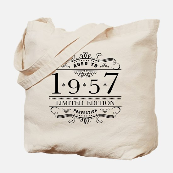 60th birthday 60 new 40 Tote Bag