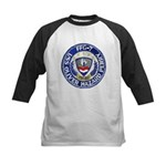 USS OLIVER HAZARD PERRY Kids Baseball Jersey