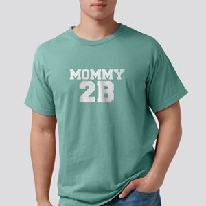 MOMMY 2B Pregnant Preggers Mom to be First T-Shirt