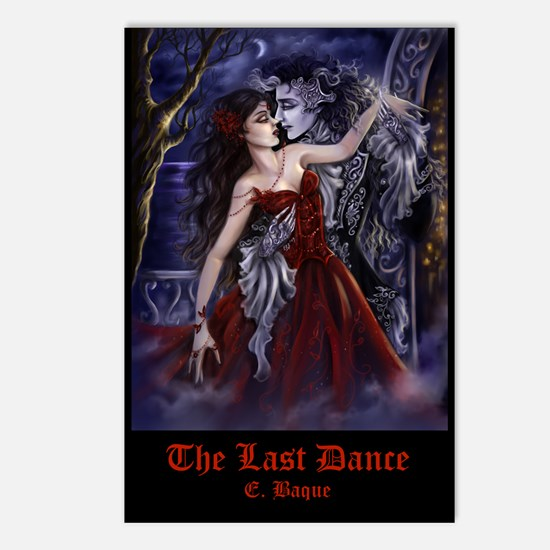 The Last Dance Postcards (Package of 8)