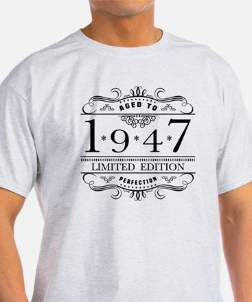 Cool 70th birthday vintage T-Shirt