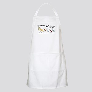 Get Hoppy Partridge BBQ Apron