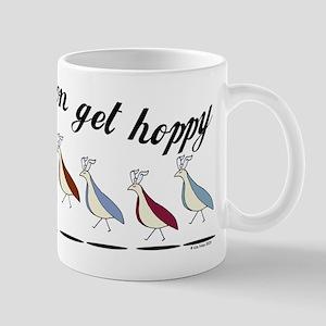 Get Hoppy Partridge Mug