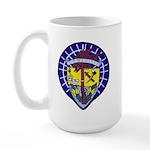 USS ORISKANY Large Mug