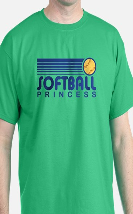 Softball Princess T-Shirt