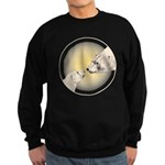 Polar Bear Art Sweatshirt First Nations Wildlife
