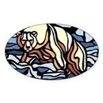 Polar Bear Art 50 Stickers Fun Wildlife Art Gifts