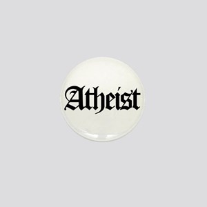 Official Atheist Mini Button