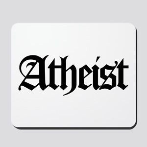 Official Atheist Mousepad