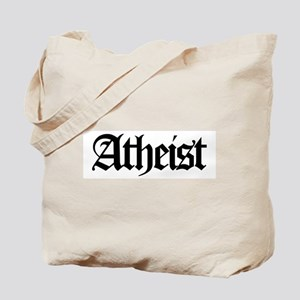 Official Atheist Tote Bag