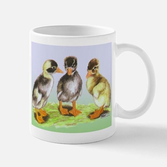 Runner Duck Ducklings Mug
