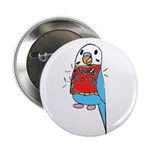 "Buddie the Budgie Celebrates 2.25"" Button (10 pack"