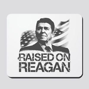 Raised on Reagan Mousepad