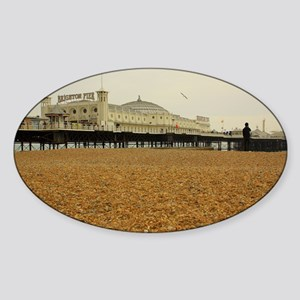 Brighton Oval Sticker