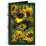 Joy Of Sunflowers Journal