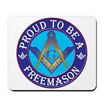 Masonic Pride Mousepad