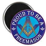Masonic Pride Magnet
