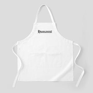 Humanist BBQ Apron