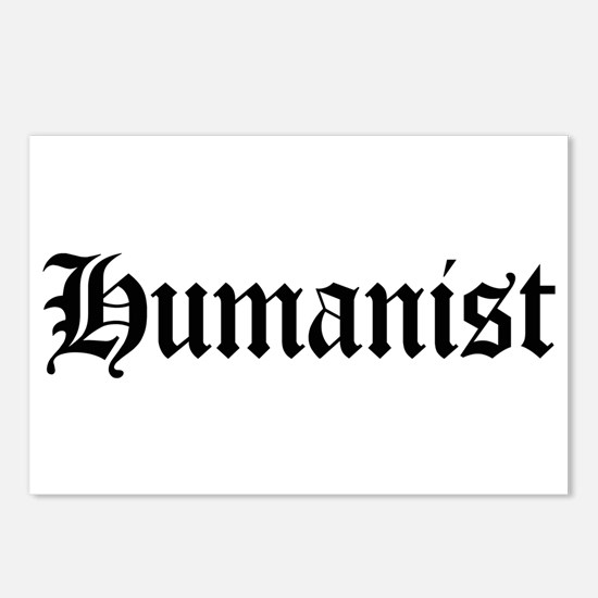 Humanist Postcards (Package of 8)