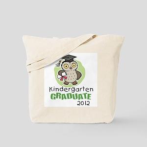 Kindergarten Graduate 2012 - Owl Tote Bag