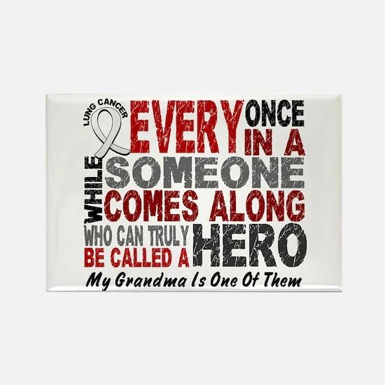HERO Comes Along 1 Grandma LUNG CANCER Rectangle M