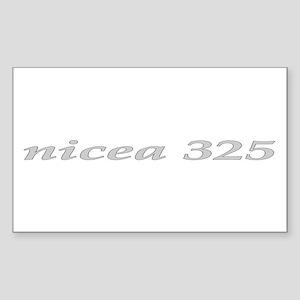 Nicene Creed Rectangle Sticker