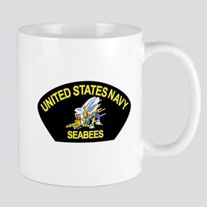 SEABEES_CAN_DO Mugs