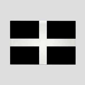 Cornish Rectangle Magnet