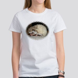 Pretty Pinto Hedgehog Women's T-Shirt
