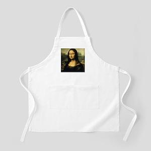 Mona Lisa BBQ Apron