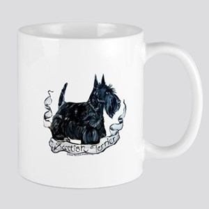 Scottish Terrier Style Mug