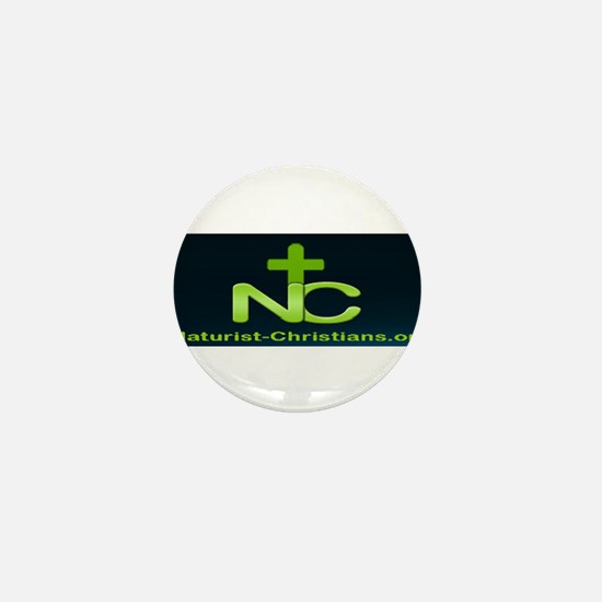 N-C w/link Mini Button