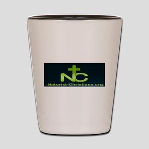 N-C w/link Shot Glass