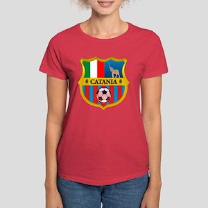 Catania Women's Dark T-Shirt